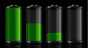Descarga batería