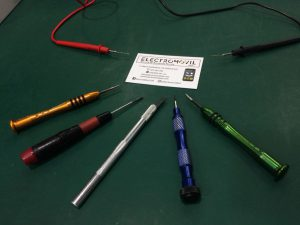Servicio técnico de reparación de móviles