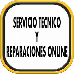 SERVICIO DE REPARACIÓN ONLINE